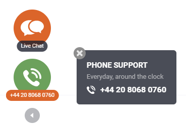 IqOption - Contacts and Support