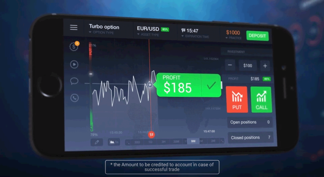 IqOption - Online Trading Broker Review