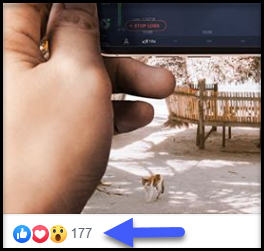 iqoption facabook posts likes