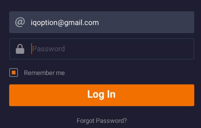 iqoption login register account dmg file