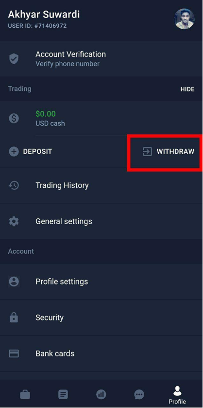 How_to_withdraw_money
