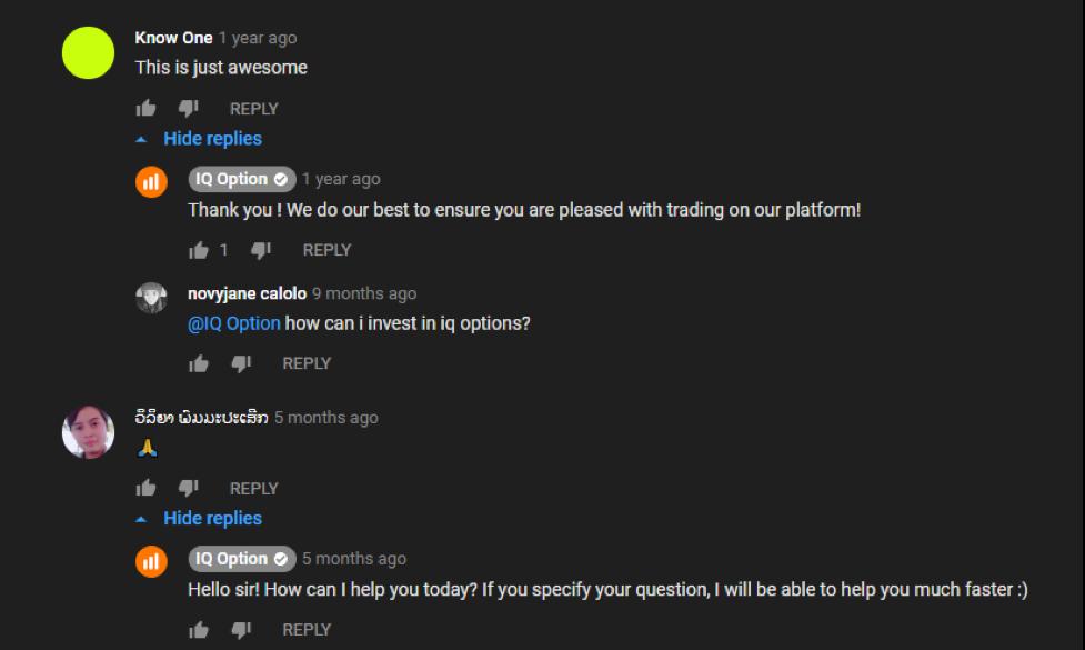 IQ_Option_YouTube_Comments