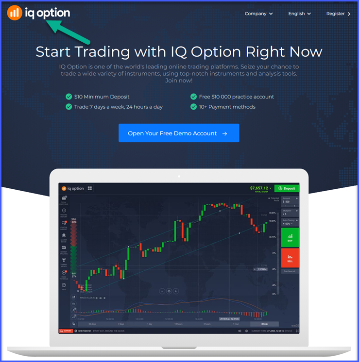 iqoption/iqbroker rebranding